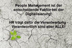 People Management und Digitalisierung